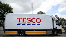 Tesco customers do fewer but bigger shops as sales rise