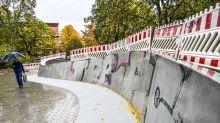 """Platzsanierung: Ein Jahr Wartezeit auf """"legales Graffiti"""" in Prenzlauer Berg"""