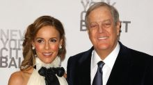 David Koch's Lying Wife Hid Real-Estate Purchase, Locked Him Up During Party, Bodyguard Claims