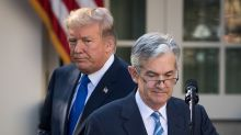 Fed is 'like a stubborn child' for not cutting interest rates last week, Trump says