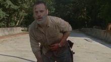 Rick Grimes's final episode of 'The Walking Dead' has surprise twist