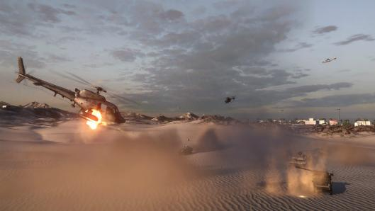 EA settles Battlefield 3 and Textron helicopter lawsuit
