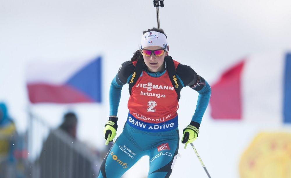 Oslo (poursuite): pas encore de 14e victoire pour Fourcade, un podium pour Braisaz