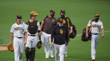 MLB postpones two Padres-Giants games after positive COVID-19 test