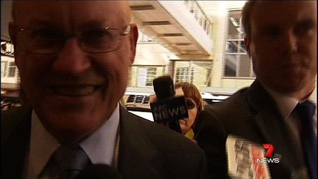 You're a liar: ICAC lawyer
