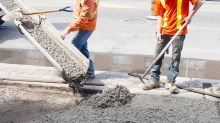 Big Cement Deal Sparks Group As Top Stock Breaks Out