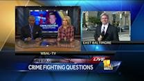City crime-fighting tactics concern governor