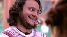 Diego é o novo anjo do 'BBB 18'