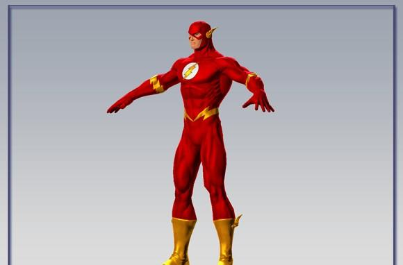 The Flash speeds into DCUO