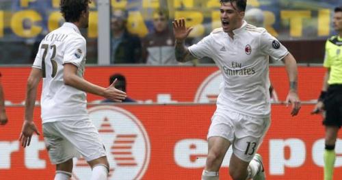 Foot - ITA - L'AC Milan arrache le nul dans le derby contre l'Inter
