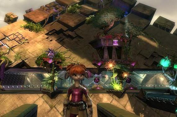Excelsior! The cheerful insanity of the Guild Wars 2 Asura