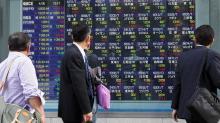 Stocks Gain, Treasuries Dip as Earnings Roll In: Markets Wrap