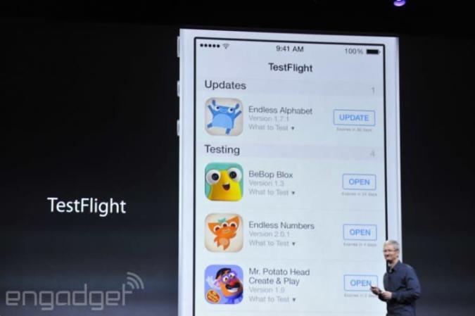 La App Store incluirá paquetes de apps, vídeos y pruebas beta