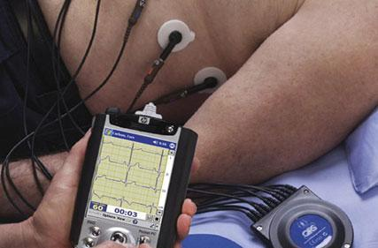 DRE Medical lets loose compact, PC-based ECG system