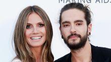 Ungewöhnlicher Anblick: Heidi Klum und Tom Kaulitz bei der Arbeit
