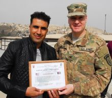 Biden administration will relocate thousands of Afghan interpreters who worked with US military