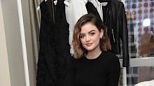Lucy Hale Talks About Stress Sweat and Spring Beauty Must-Haves
