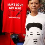 Tyrant tees: Vietnam T-shirt designer earns bread from Trump-Kim mania