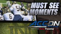 #2 Notre Dame Stuns #1 Syracuse With OT Game-Winner   ACC Must See Moment
