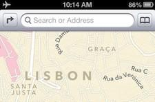 Apple's vector maps save memory, go further when you're offline