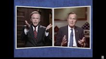 'SNL' Honors George H.W. Bush With Dana Carvey Impression Flashback