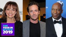 2019 celebrity deaths: Luke Perry, Diahann Carroll, Valerie Harper, John Singleton, Cameron Boyce and more