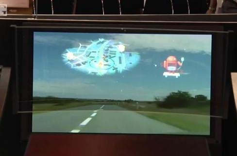 Pioneer teams with Microvision on laser heads-up display, next-gen pico projector tech