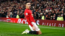 Teenage star Mason Greenwood dreaming about record-breaking England career
