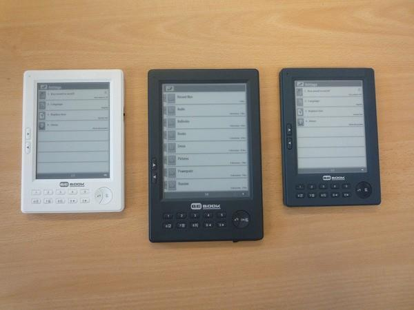 BeBook mini e-reader with 5-inch display makes pictorial debut