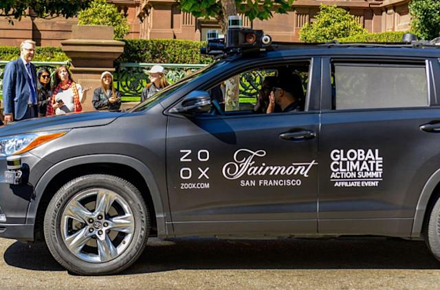 California issues its first approval for an autonomous ride service
