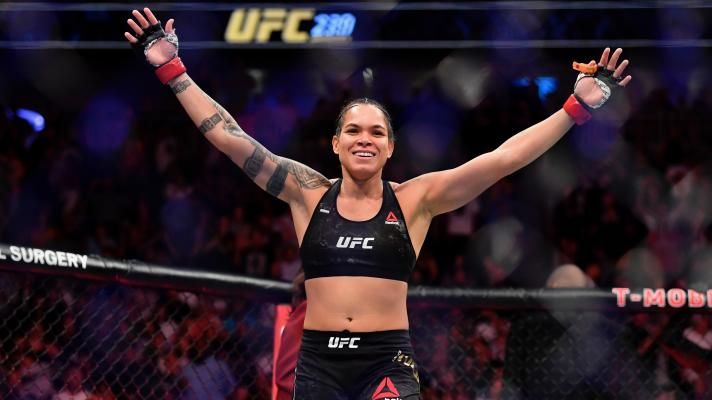 UFC 245: Amanda Nunes discusses her fight against Germaine de Randamie