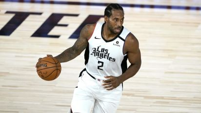 Kawhi, Clippers are too much for Luka, Mavs