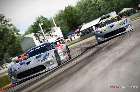 September Pennzoil car pack rolls into Forza 4