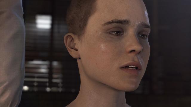 'Beyond: Two Souls' hits PS4 next week