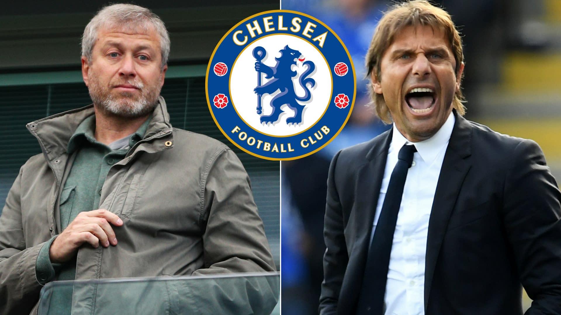 Revealed: Why Roman Abramovich has delayed sacking Chelsea coach Antonio Conte