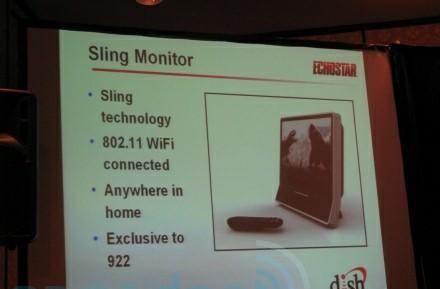 Echostar announces Sling Monitor for in-home placeshifting