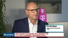 Deutsche Telekom CEO says Vodafone, Liberty Tie-up Unacceptable