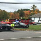 The Latest: Man charged in New Hampshire church shooting
