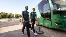 Bremen mit neuem Trikot ins Relegationsfinale