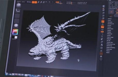 Go behind the scenes with EverQuest II's Lumpy the dragon