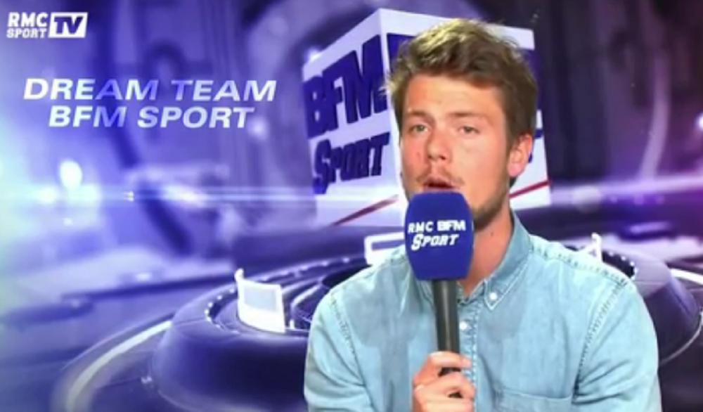 """GP d'Australie - Adrien Tambay aimerait """"voir du rouge devant"""""""