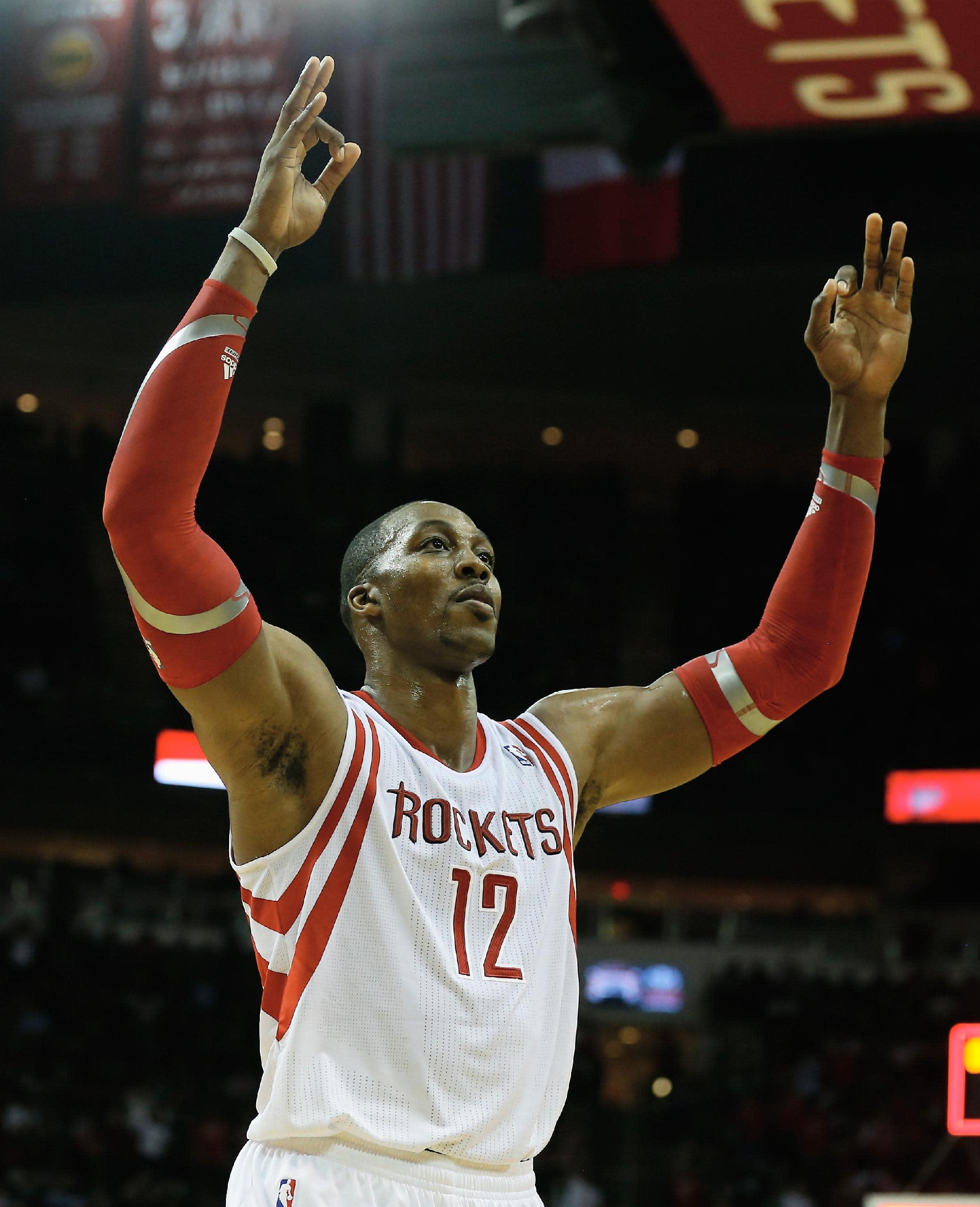 Houston Rockets Defensive Coach: Howard Leads Rockets Over Bulls 109-94