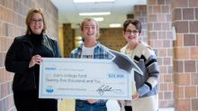 Missouri High School Student Surprised with $25,000 Scholarship from Sallie Mae