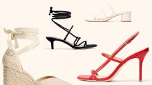 Reformation Launches Sustainable Shoe Collection with 11 Chic Summer Styles
