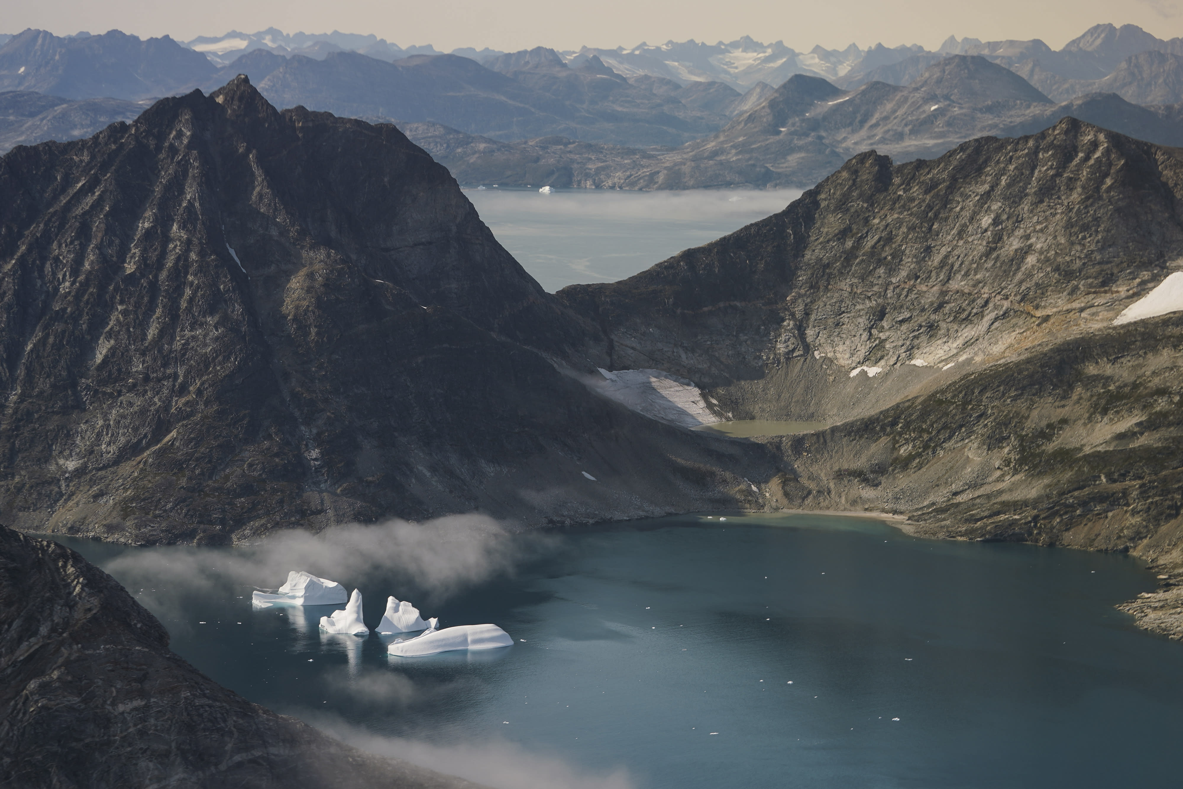 Greenland to receive United States development funds