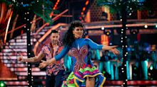 Michelle Visage avoids revealing 'Strictly' outfits as she's 'not comfortable' with stomach