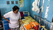 Venezuela crisis cuts deep at children's hospital