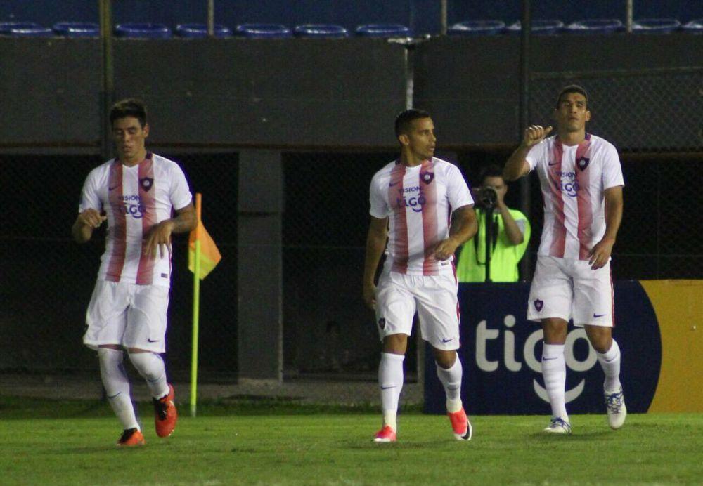 Cerro Porteño volvió a ganar y saltó al tercer lugar de la tabla