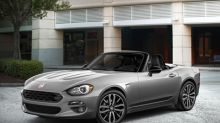 FIAT Kicks Off Convertible Season With Introduction of New 2019 124 Spider Urbana Edition