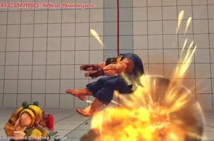 Ultra Street Fighter 4 knocks out new Super, Ultra combos
